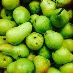 Klämmis med päron