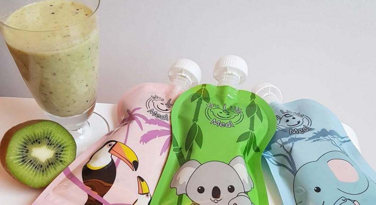 Yoghurtklämmis med kiwi