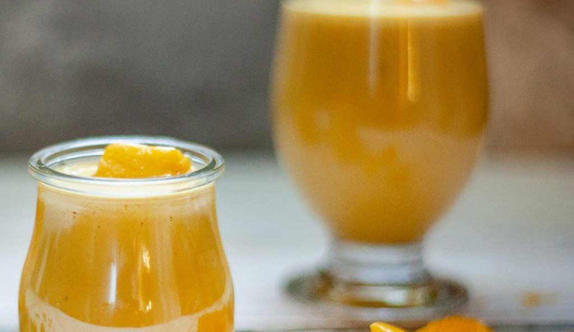 Klämmisrecept med aprikos och mango